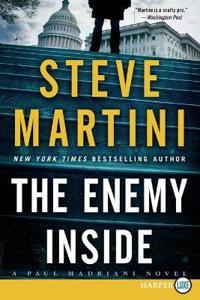 The Enemy Inside LP: A Paul Madriani Novel