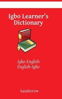 Igbo Learner's Dictionary: Igbo-English, English-Igbo