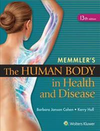 Cohen, Memmler's Human Body Health & Disease 13e Text, Prepu 12 Month Access & A.D.A.M. Lab Guide 4e Package