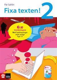 Fixa texten! 2