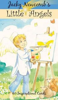 Jacky Newcomb's Little Angels: 40 Inspirational Cards
