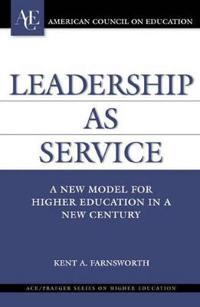 Leadership As Service