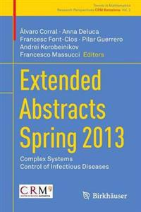 Extended Abstracts Spring 2013
