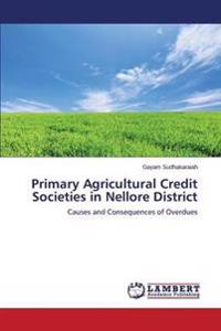 Primary Agricultural Credit Societies in Nellore District