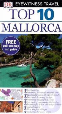 DK Eyewitness Top 10 Travel Guide: Mallorca