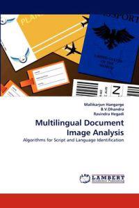 Multilingual Document Image Analysis