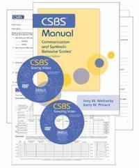 Communication and Symbolic Behavior Scales Csbs Test Kit
