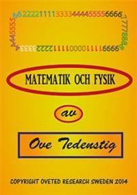 Matematik och fysik