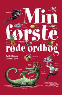 Min første røde ordbog - tysk-dansk, dansk-tysk