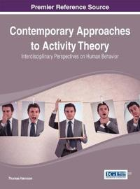 Contemporary Approaches to Activity Theory