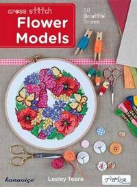 Cross Stitch Flower Models