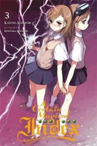 A Certain Magical Index the Novel 3