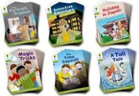 Oxford Reading Tree Biff, Chip and Kipper Stories Decode and Develop: Level 7: Pack of 36