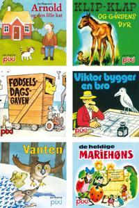 Pixi serie 124 - 6 klassiske historier