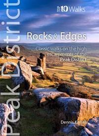 Rocks & edges - classic walks on the high escarpments of the peak district