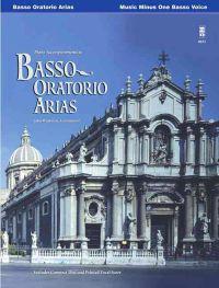 Basso Oratorio Arias: Voice [With CD (Audio)]