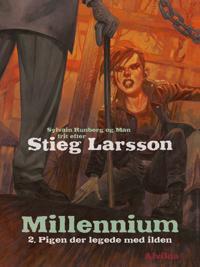 Millennium-Pigen der legede med ilden