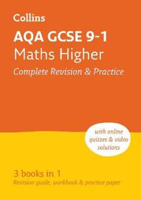AQA GCSE Maths Higher All-in-One Revision and Practice