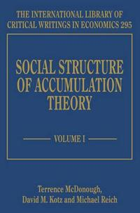 Social Structure of Accumulation Theory