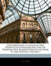 Beschrijvende Catalogus Der Pamfletten-Verzameling Van De Boekerij Der Romonstrantsche Kerk Te Amsterdam, Volume 1