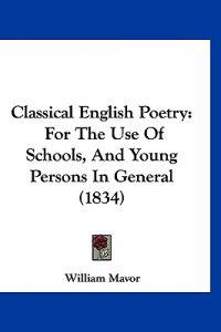 Classical English Poetry
