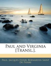 Paul and Virginia [Transl.].