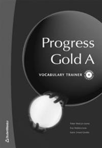 Progress Gold A Vocabulary Trainer (10-pack)