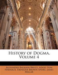 History of Dogma, Volume 4