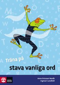 Träna på svenska Stava vanliga ord, 5-pack