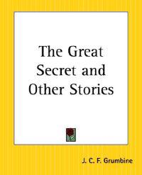 The Great Secret And Other Stories