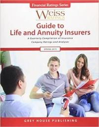 Weiss Ratings' Guide to Life & Annuity Insurers, Spring 2015