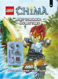 LEGO Legends of Chima : det otroliga äventyret