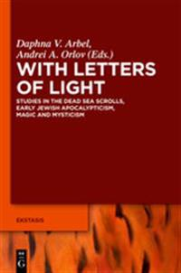With Letters of Light