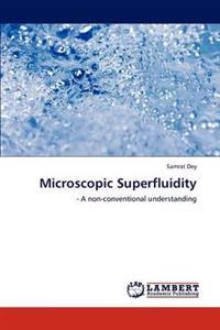 Microscopic Superfluidity