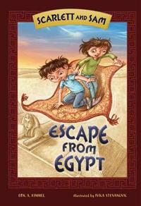 Scarlett and Sam Escape from Egypt