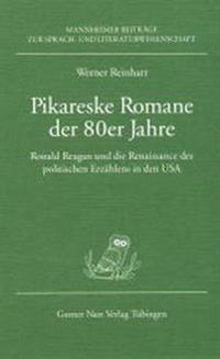 Pikareske Romane der 80er Jahre