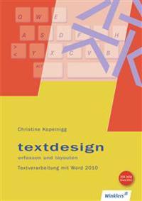 Textdesign erfassen und layouten