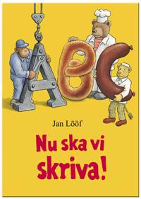 Nu ska vi skriva - Jan Lööf