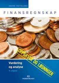 Finansregnskap; oppgaver med løsninger - André Tofteland   Inprintwriters.org