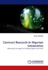 Contract Research in Nigerian Universities