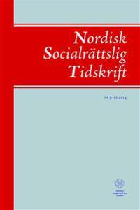Nordisk socialrättslig tidskrift 9-10(2014)