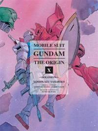 Mobile Suit Gundam the Origin 10
