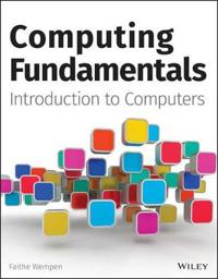 Computing Fundamental: Introduction to Computers
