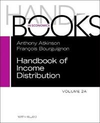 Handbook of Income Distribution, Vol 2A
