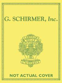 Piano Works - Volume 2: Schirmer Library of Classics Volume 1758 Piano Solo