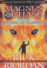 The Magnus Chase and the Sword of Summer