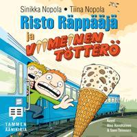 Risto Räppääjä ja viimeinen tötterö (cd)