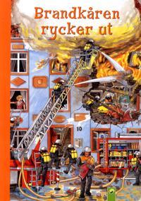Brandkåren rycker ut