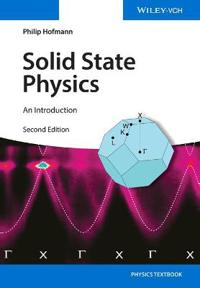 Solid state physics - an introduction 2e