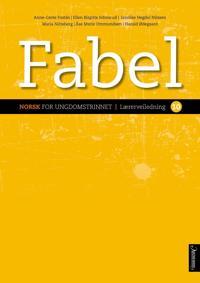 Fabel 10 - Anne-Grete Fostås, Ellen Birgitte Johnsrud, Jannike Hegdal Nilssen, Maria Nitteberg, Åse Marie Ommundsen, Harald Ødegaard pdf epub